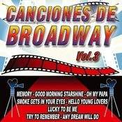 Broadway's Songs Vol. 3 Songs