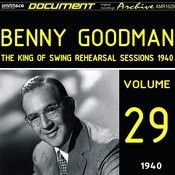 The King Of Swing, Vol. 29 - Rehearsal Sessions 1940 Songs