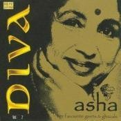 Diva Asha In A Different Mood Cd 2 Songs
