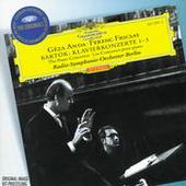 Bartók: Piano Concertos Nos.1-3 Songs