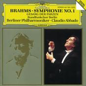 Brahms: Symphony No.1; Gesang der Parzen Songs