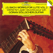 Bach, J.S.: Works for Lute Vol.2 Songs