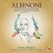 Albinoni: Adagio From Concerto For Organ & Strings In G Minor (Digitally Remastered) Songs