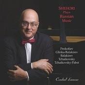 Mordecai Shehori Plays Russian Music Songs