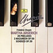 Chopin Compact Edition 1991: 24 Préludes Op. 28; Prélude Op. 45; Prélude Op. posth.; 3 Mazurkas Op. 59; Scherzo Op. 39 Songs