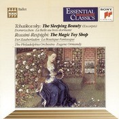 Tchaikovsky: The Sleeping Beauty, Op. 66 (Excerpts);  Rossini: The Magic Toy Shop Songs