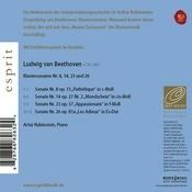 Beethoven Klaviersonaten Songs