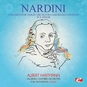 Nardini: Concerto For Violin, Orchestra And Basso Continuo In E Minor (Digitally Remastered) Songs
