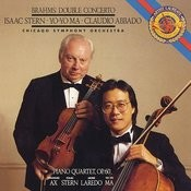 Brahms: Double Concerto for Violin and Cello in A Minor & Piano Quartet No. 3 in C Minor (Remastered) Songs