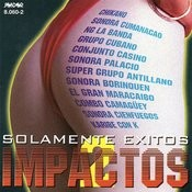 Impactos 2! Uruguay (Solamente Éxitos) Songs