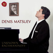 Unknown Rachmaninoff Songs