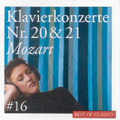Best Of Classics 16: Mozart / Piano Songs