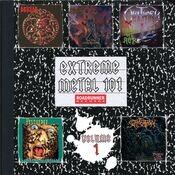 Extreme Metal 101 (Vol. 1) Songs