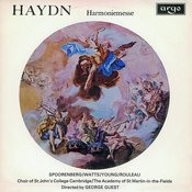 Haydn: Harmoniemesse Songs