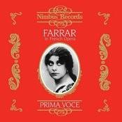 Farrar In French Opera Songs