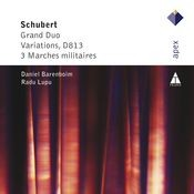 Schubert : Grand Duo, Variations D813, Marches militaires - piano duet Songs