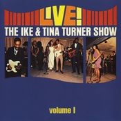 Live! The Ike & Tina Turner Show Songs