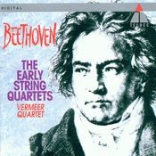 Beethoven : Early String Quartets Nos 1 - 6 Songs