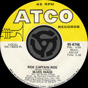 Ride Captain Ride / Pay My Dues [Digital 45] (with PDF) Songs
