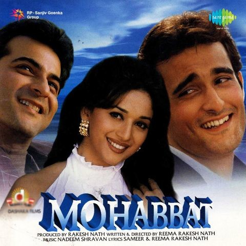 Mohabbat Songs Download: Mohabbat MP3 Songs Online Free on Gaana com