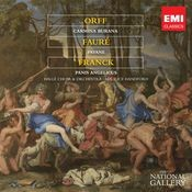 Orff Carmina Burana [The National Gallery Collection] (The National Gallery Collection) Songs