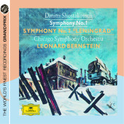 Shostakovich Symphonies Nos 1 Songs