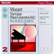 Mozart The Great Piano Concertos Vol 1 Nos 19 23 Songs