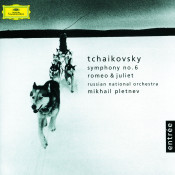 Tchaikovsky: Symphony No. 6 op. 74 (Pathétique) / Romeo and Juliet Fantasy Songs
