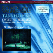 Wagner Tannhauser Highlights Songs