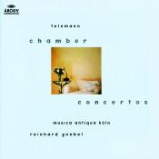 Telemann Chamber Concertos Songs