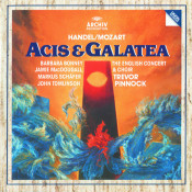Handel/Mozart: Acis & Galatea, K566 Songs