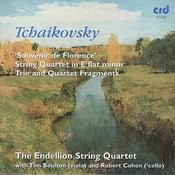 Tchaikovsky: Souvenir De Florence / String Quartet In E Flat Minor / Trio And quartet Fragmanets Songs