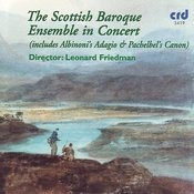 The Scottish Baroque Ensemble in Concert Songs