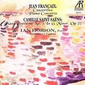 Jean Francaix & Camille Saint-Saens Songs