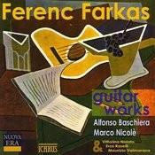 Farkas: Guitar Works Songs