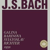 Bach: Sonata No. 2 in A Major, Sonata in G Major Songs