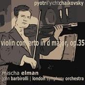 Tchaikovsky: Violin Concerto In D Major Songs