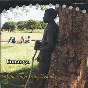 Ennanga: Epic Songs From Uganda Songs