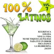 100% Latinos Vol.7 Songs