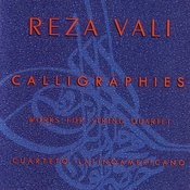 Reza Vali - Calligraphies Songs