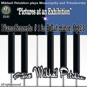 Mikhail Petukhov Performs: Mussorgsky