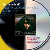 Rachmaninov: Piano Concerto No.3; Suite No.2 for 2 Pianos Songs