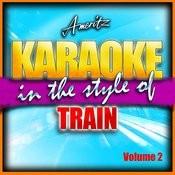 Karaoke - Train Vol. 2 Songs