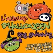 L'album D'halloween Des Enfants Songs