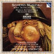 Biber / Schmelzer / Walther: Scherzi Musicali Songs