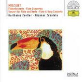 Mozart: Flute Concertos Nos.1 & 2; Flute & Harp Concerto K.299 Songs