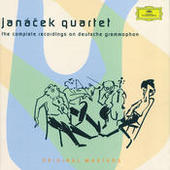 Janácek Quartet: The Complete Recordings Songs