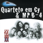 20 Grandes Sucessos De Quarteto Em Cy & Mpb-4 Songs