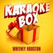 Karaoke Box: Whitney Houston's Greatest Hits Songs