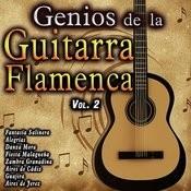 Genios De La Guitarra Flamenca, Vol. 2 Songs
